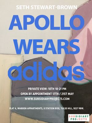 Apollo Wears Adidas®