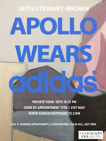 Apollo Wears Adidas®: Image 0
