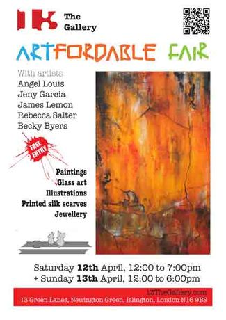 April Artfordable Fair: Image 0