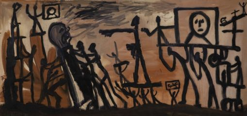 A.R. Penck: Early Works