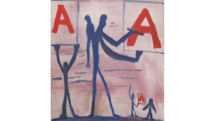 A.R. Penck. Early Works: Image 0