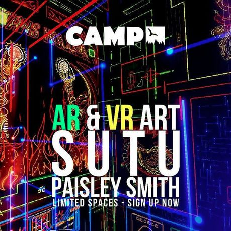 AR & VR Art With Sutu And Paisley Smith: Image 0