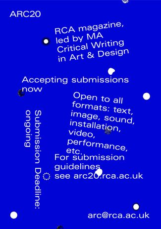 ARC20 Submissions open!