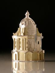 The Radcliffe Camera Brooch by Vicki Ambery-Smith