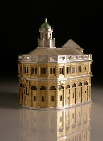 The Sheldonian Theatre by Vicki Ambery-Smith