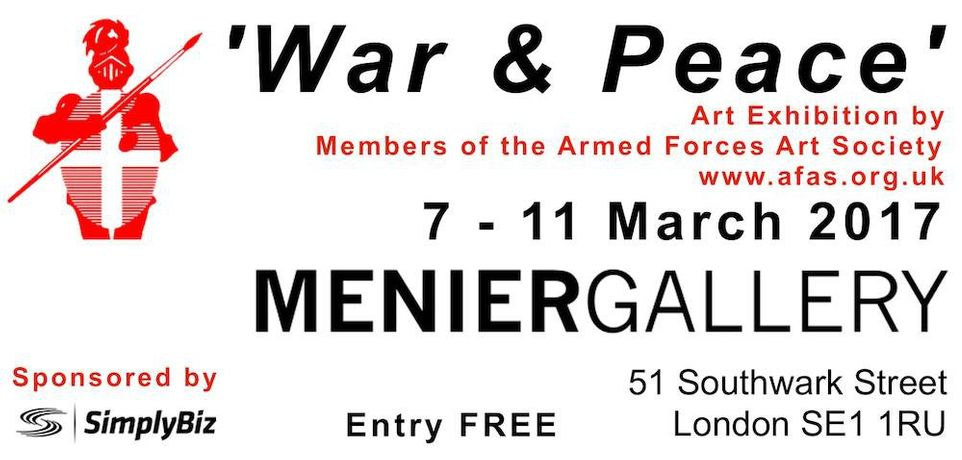 Armed Forces Art Society - War and Peace: Image 0