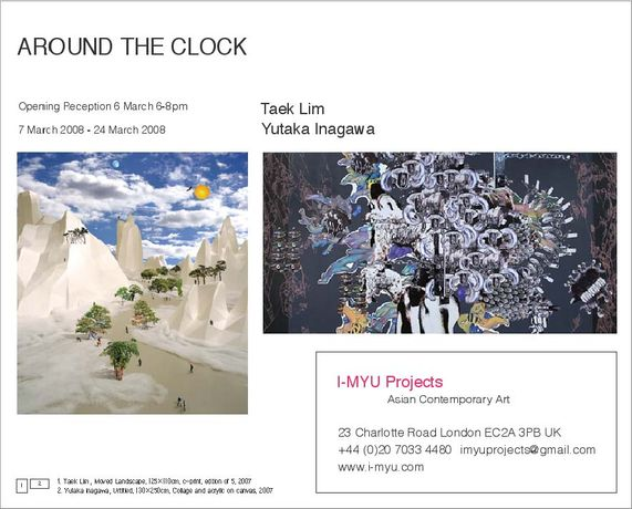Around The Clock: Image 0