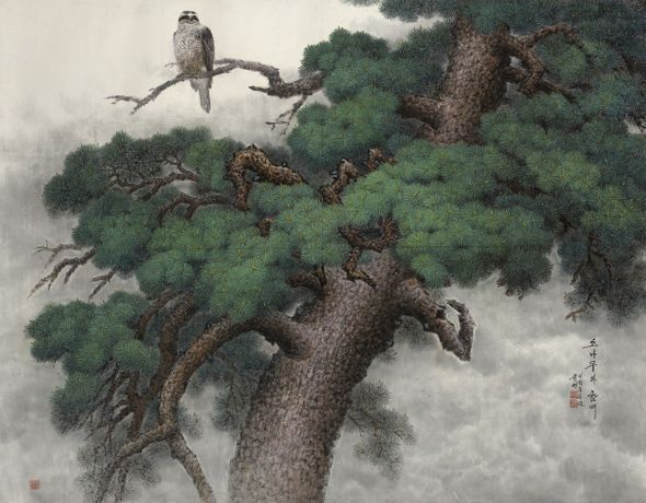 Art Above Adversity, North Korean Paintings: Image 4