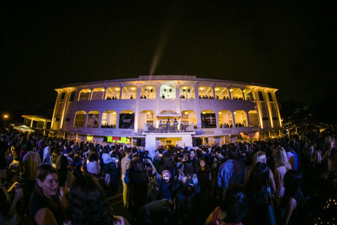 17c5c85facd Art After Dark - Event at Gillman Barracks in Singapore