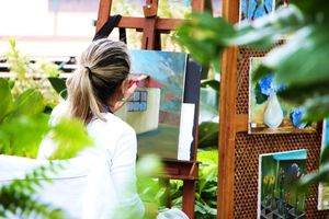 Art All'Italiana Painting Workshop