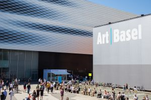 Art Basel in Basel 2017  © Art Basel