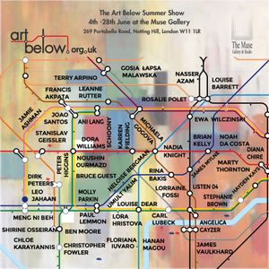Art Below Summer Show 2015