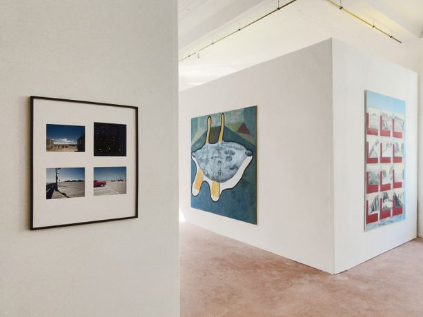 Unsettled Landscapes - installation view