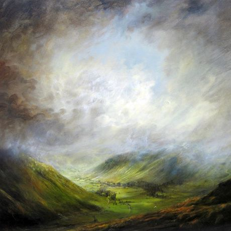 Art Exhibition - Yorkshire Landscapes: Image 0