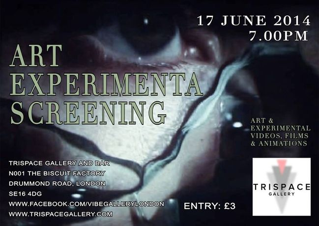Art Experimenta Screening Vol. 3: Image 0