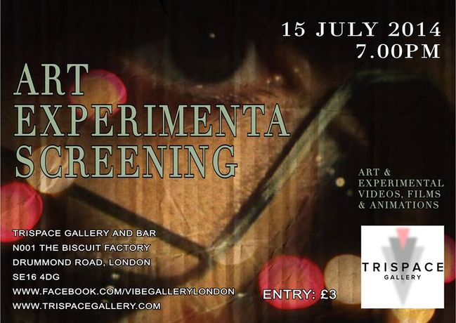 Art Experimenta Screening Vol. 4: Image 0