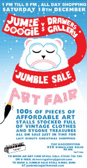 Art Fair vs Jumble Boogie