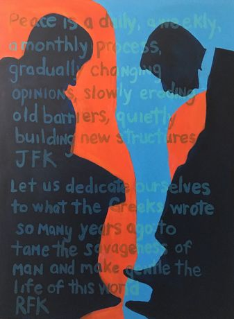 Art for Change by Janet Wallace: Image 0