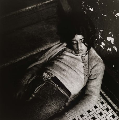 Peter Hujar, Girl In My Hallway