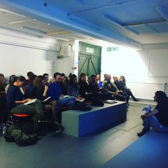 Art Fund Curatorial Seminar #6