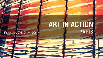 Art in Action / Paris