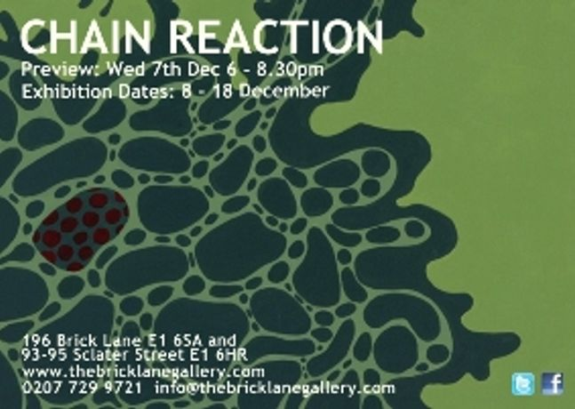 Art in Mind | Chain Reaction: Image 0