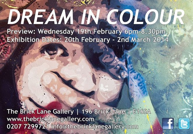 ART IN MIND | DREAM IN COLOUR: Image 0