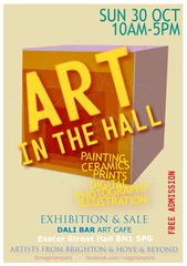 ART IN THE HALL Brighton & Hove