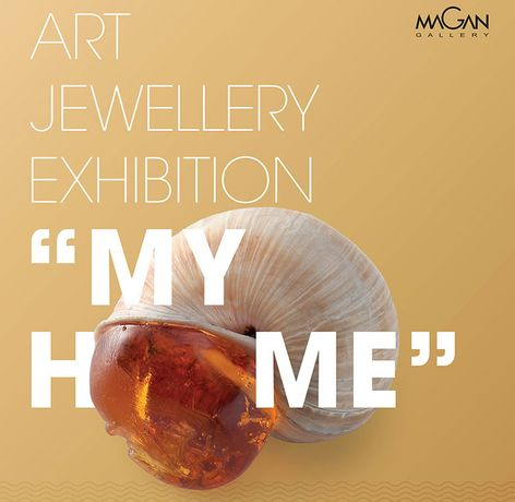 Art Jewellery Exhibitions My Home and The Eye: Image 0