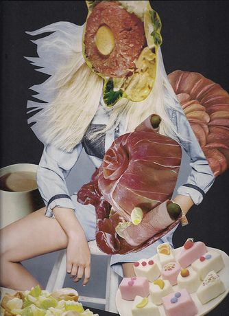 Sweet Meat by Sharon Gal