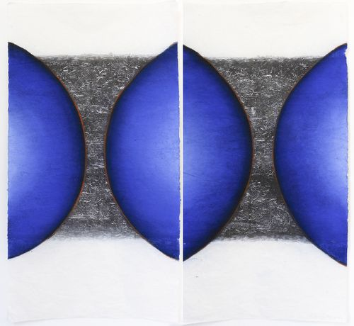 Dawn Csutorus, Numinous Diptych