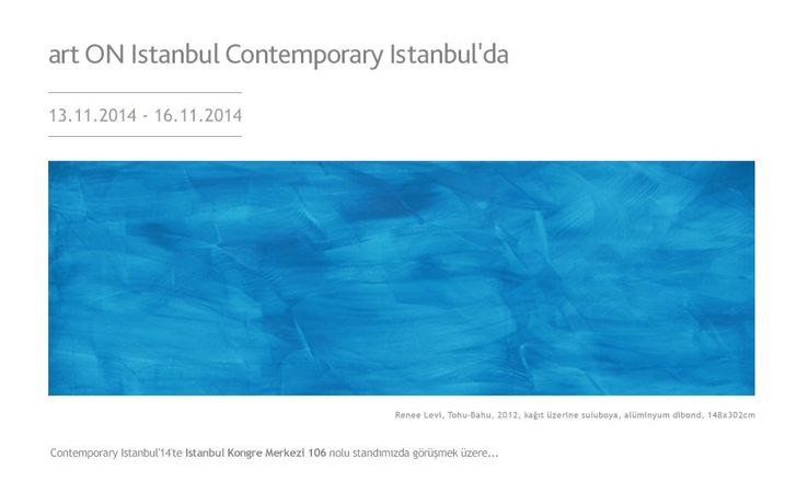 art ON at Contemporary Istanbul: Image 0