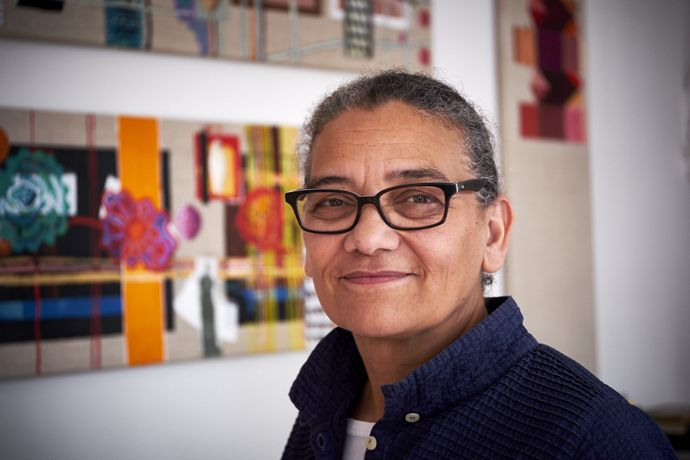 2017 Turner Prize winner Lubaina Himid