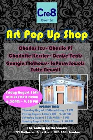 Art Pop-Up Shop!!!!: Image 0