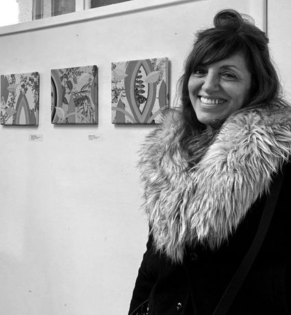 Megan Frances Abrahams, (Artist, writer, and editor of Fabrik Magazine)