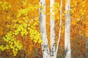 Art Tipple - Autumn Glory Paint Night