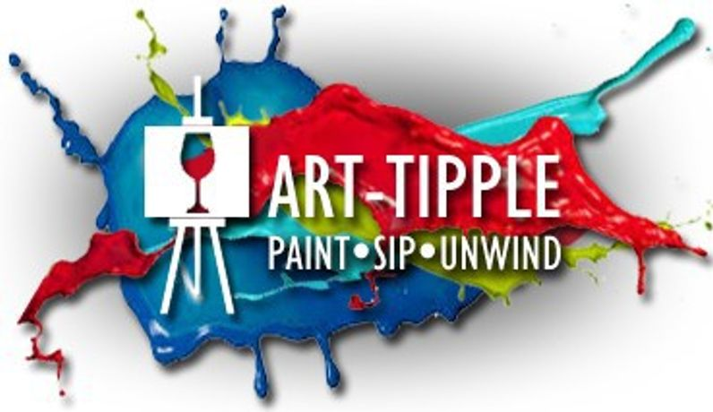 Art Tipple - Paint Like Monet - Paint and Sip night: Image 1