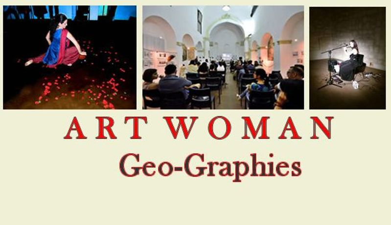 Art Woman 2020 Geo-Graphies: Image 4