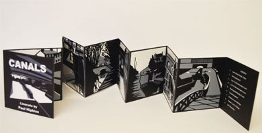 Art Workshop - Artist Books: Journeys with Paul Hipkiss RBSA: Image 0