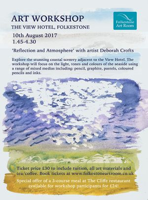 Art Workshop with Deborah Crofts