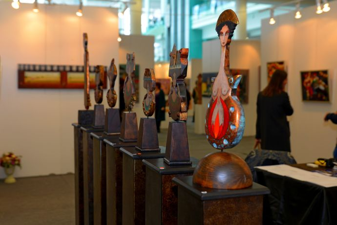 ARTANKARA International Contemporary Art Fair: Image 2