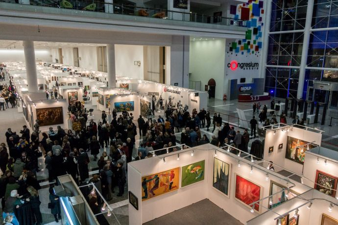 ARTANKARA International Contemporary Art Fair: Image 0