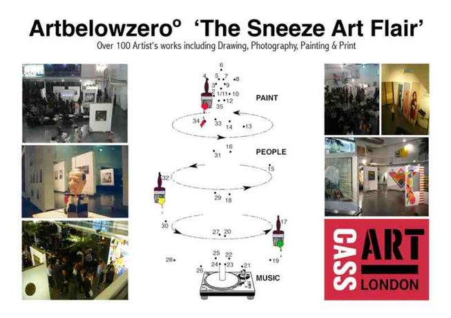 artbelowzero   'The Sneeze Art Flair': Image 0