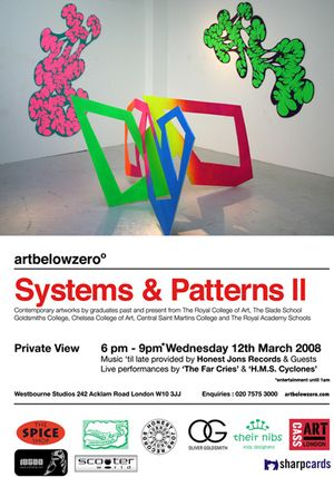 artbelowzeroº  Systems & Patterns ll