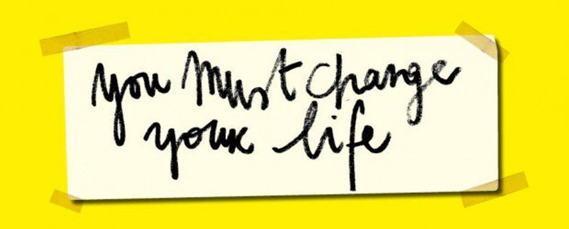 Artefact Expo: You Must Change Your Life: Image 0