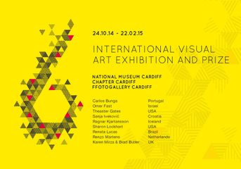 Artes Mundi 6, International Visual Art Exhibition and Prize
