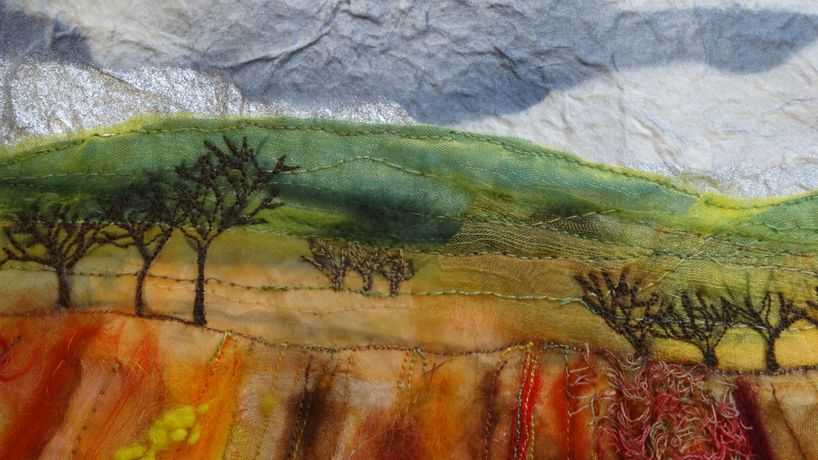 Artful Stitchers - Inspired by...: Image 0