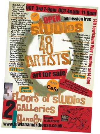 Arthouse Open Studios 2008: Image 0