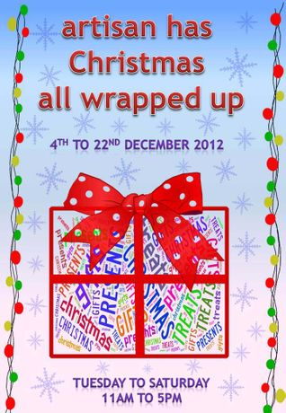 Artisan has Christmas all wrapped up!: Image 0