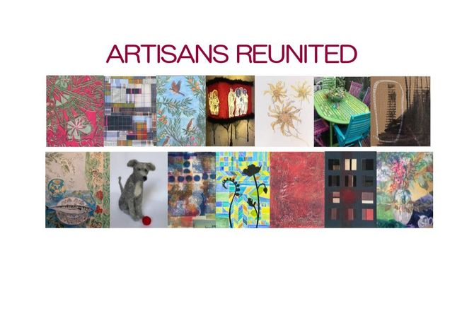 Artisans Reunited: A Celebration of friendship, creativity and endurance.: Image 0